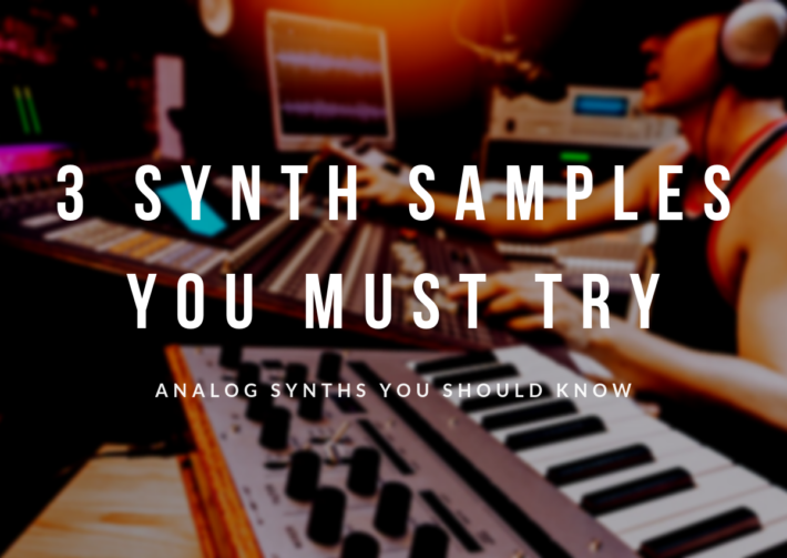 3 Synth Samples You Must Download   The Future Muse